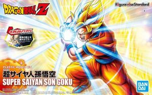 Figure-Rise Standard : Super Saiyan Son Gokou ( Goku )