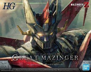 Great Mazinger Z ( Infinity ver.) HG