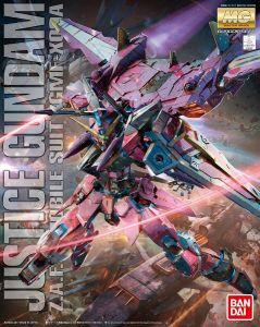 ZGMF-X09A Justice Gundam MG 1/100
