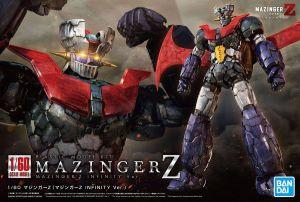 Mazinger Z ( Infinity ver.) HG 1/60