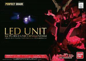 LED Unit for RX-0 Unicorn Gundam PG 1/60