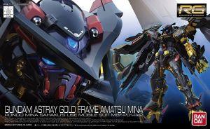 MBF-P01-Re2AMATU Gundam Astray Gold Frame Amatsu Mina RG 1/144